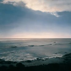 Gerhard Richter, Seascape painting