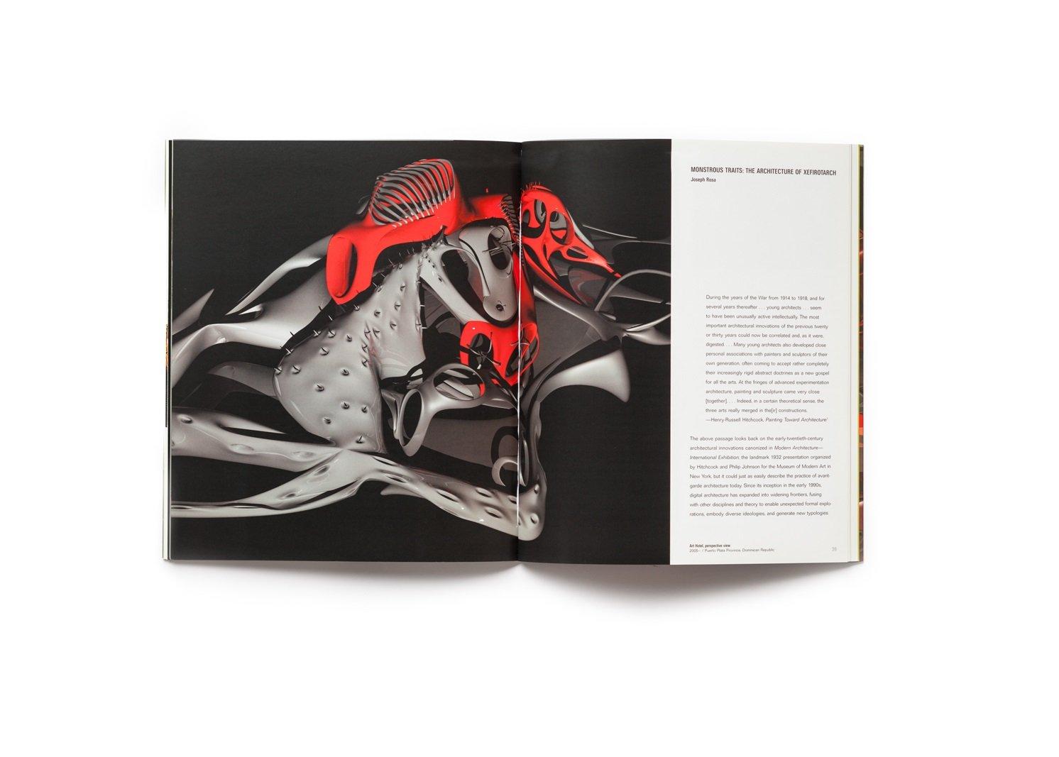 Xefirotarch: design series 4 publication pages 38-39