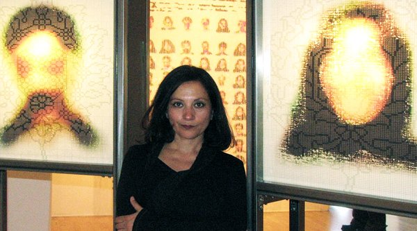 Taraneh Hemami Creates a Sense of Place for Displaced Iranians