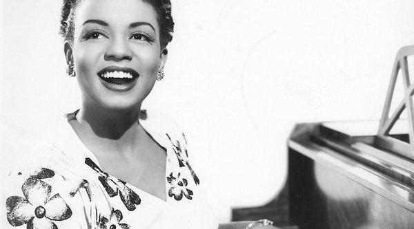 Hazel Scott playing piano