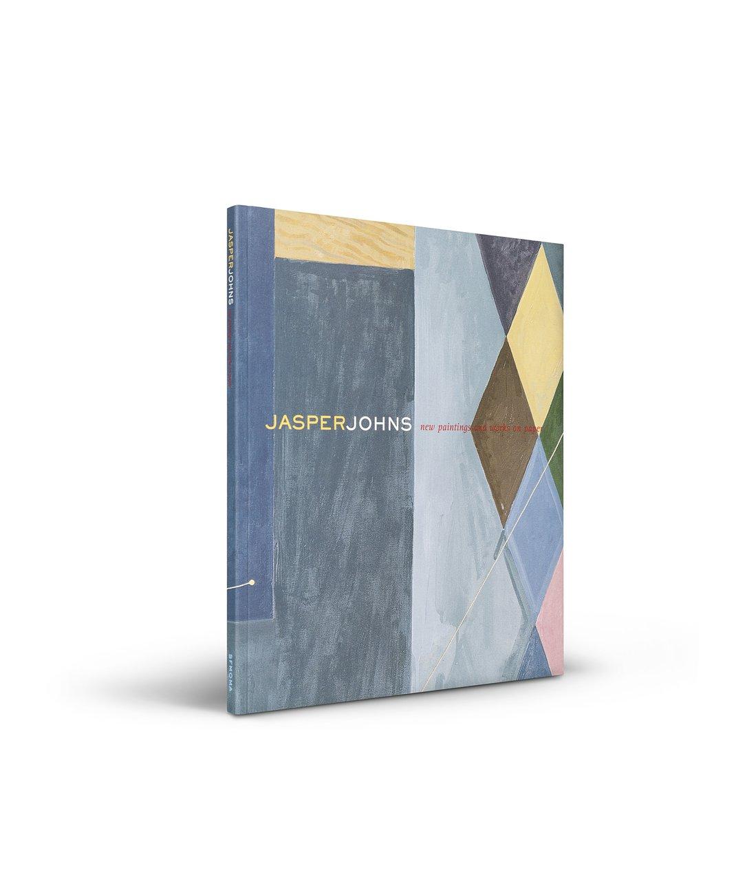 Jasper Johns cover
