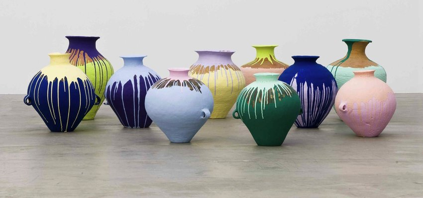 Discussion Questions Ai Weiweis Colored Vases Sfmoma