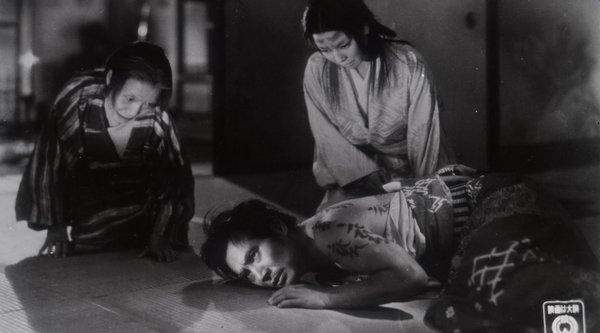 Kenji Mizoguchi, Ugetsu (still), 1953; image: courtesy Janus Films