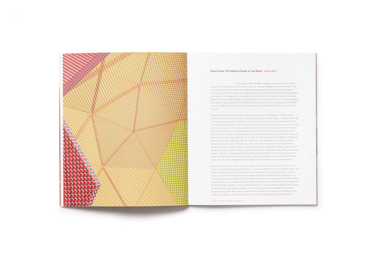 Yves Béhar fuseproject: design series 2publication pages 6-7