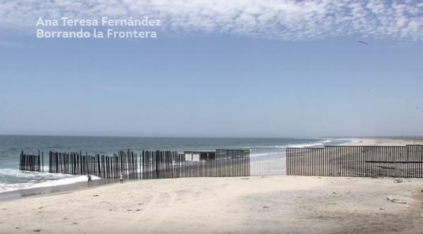 Ana Teresa Fernandez, Borrando la Frontera
