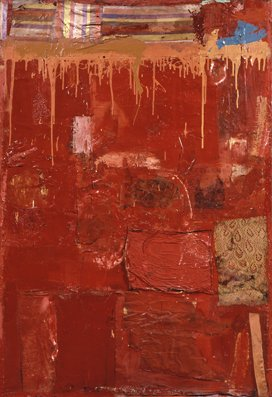Untitled (Red Painting)