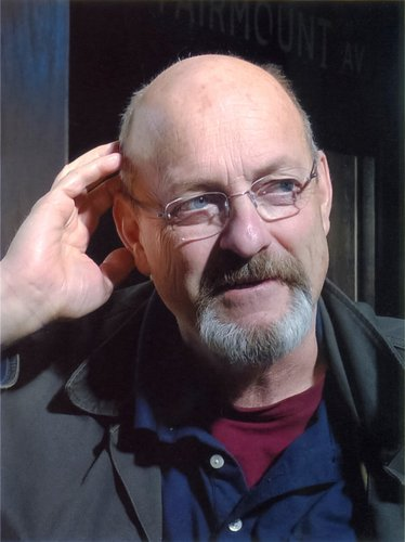 Allan Sekula artist portrait