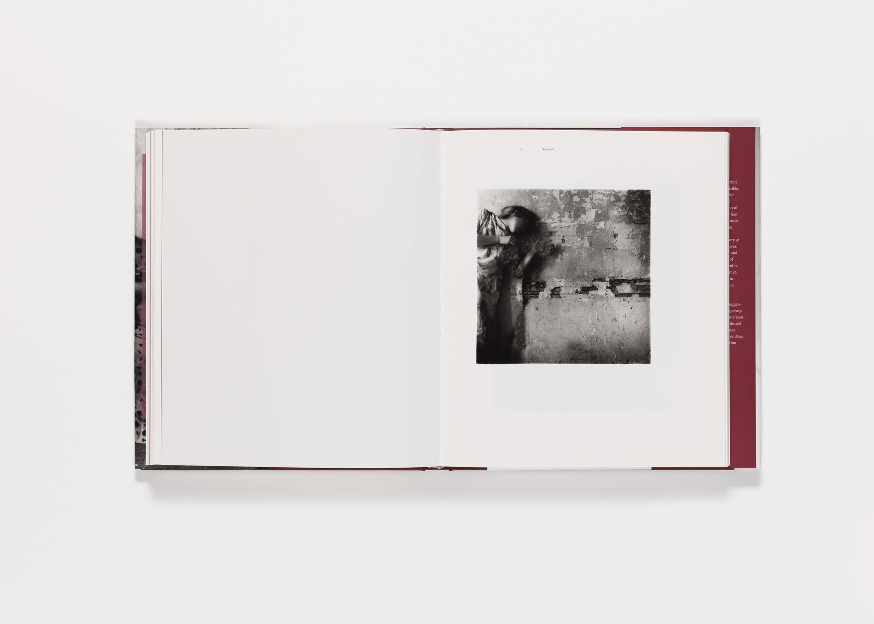 Francesca Woodman publication pages 116-117