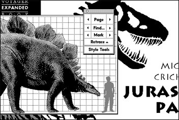 Jurassic Park illustration