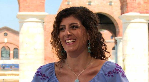 Emily Jacir interview headshot