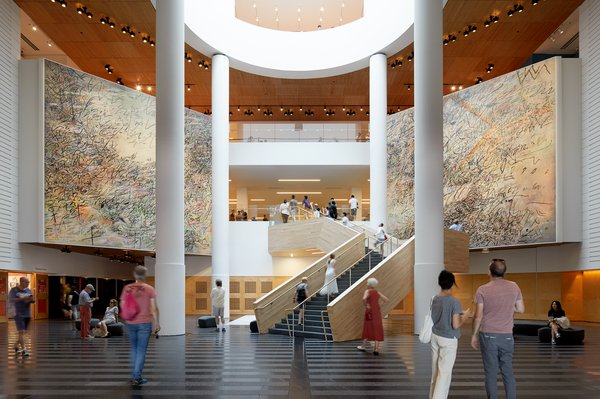 Museum Of Arts And Design Hours : Free to see · sfmoma