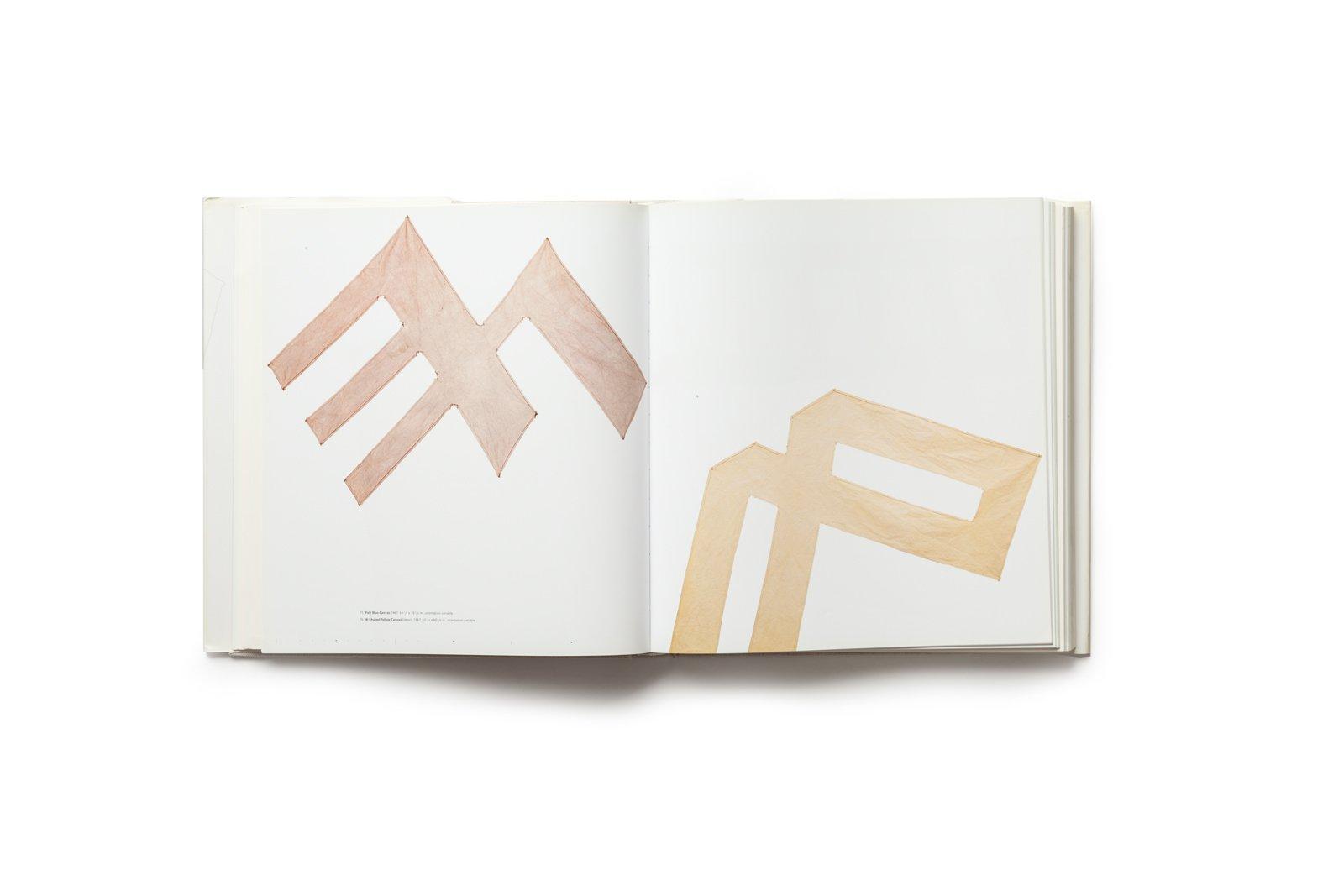 The Art of Richard Tuttle publication plates 75-76