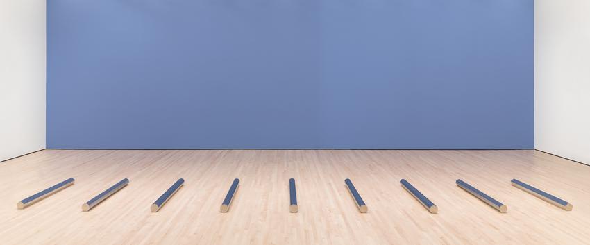 Walter De Maria, Large Rod Series