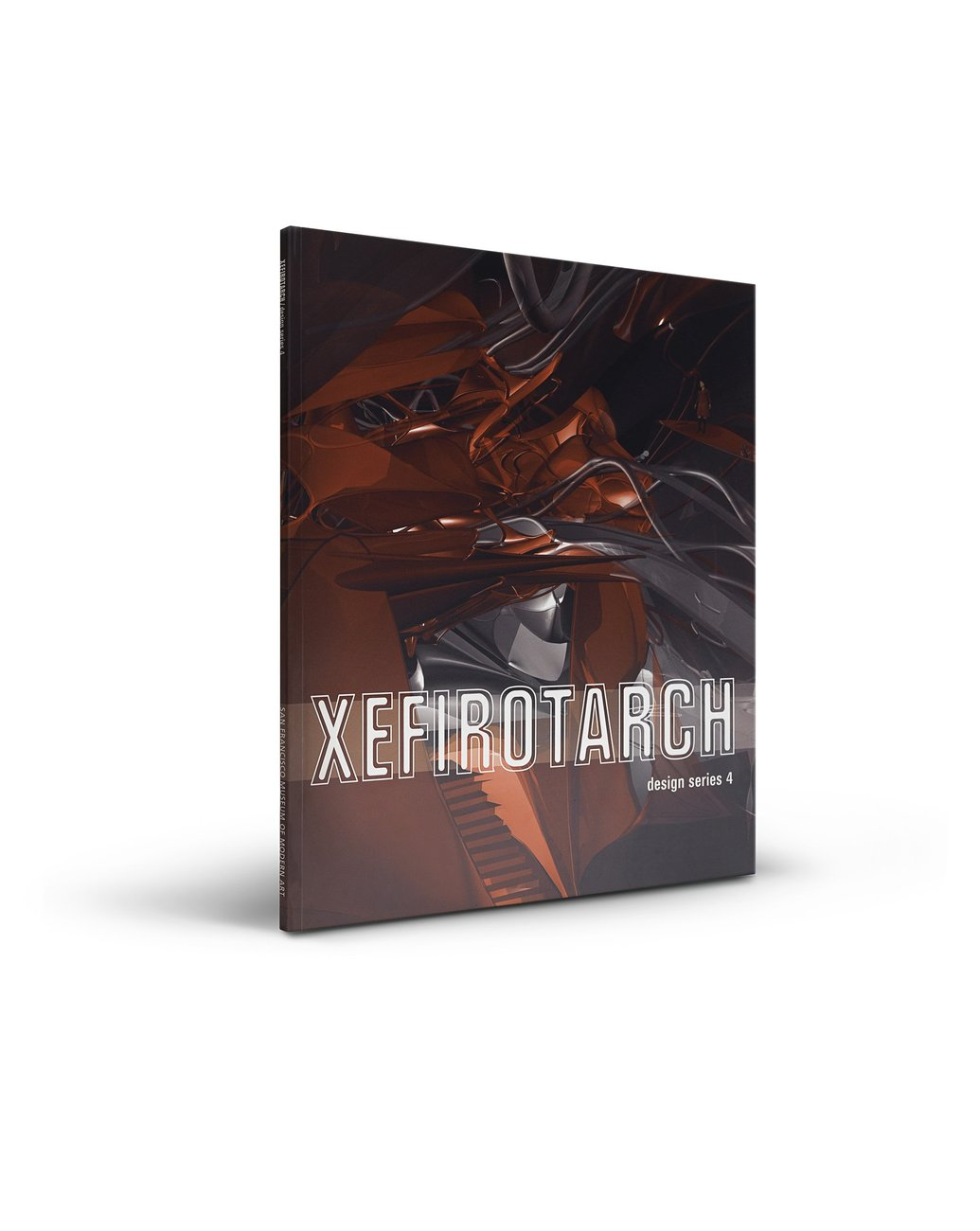 Xefirotarch: design series 4 publication cover