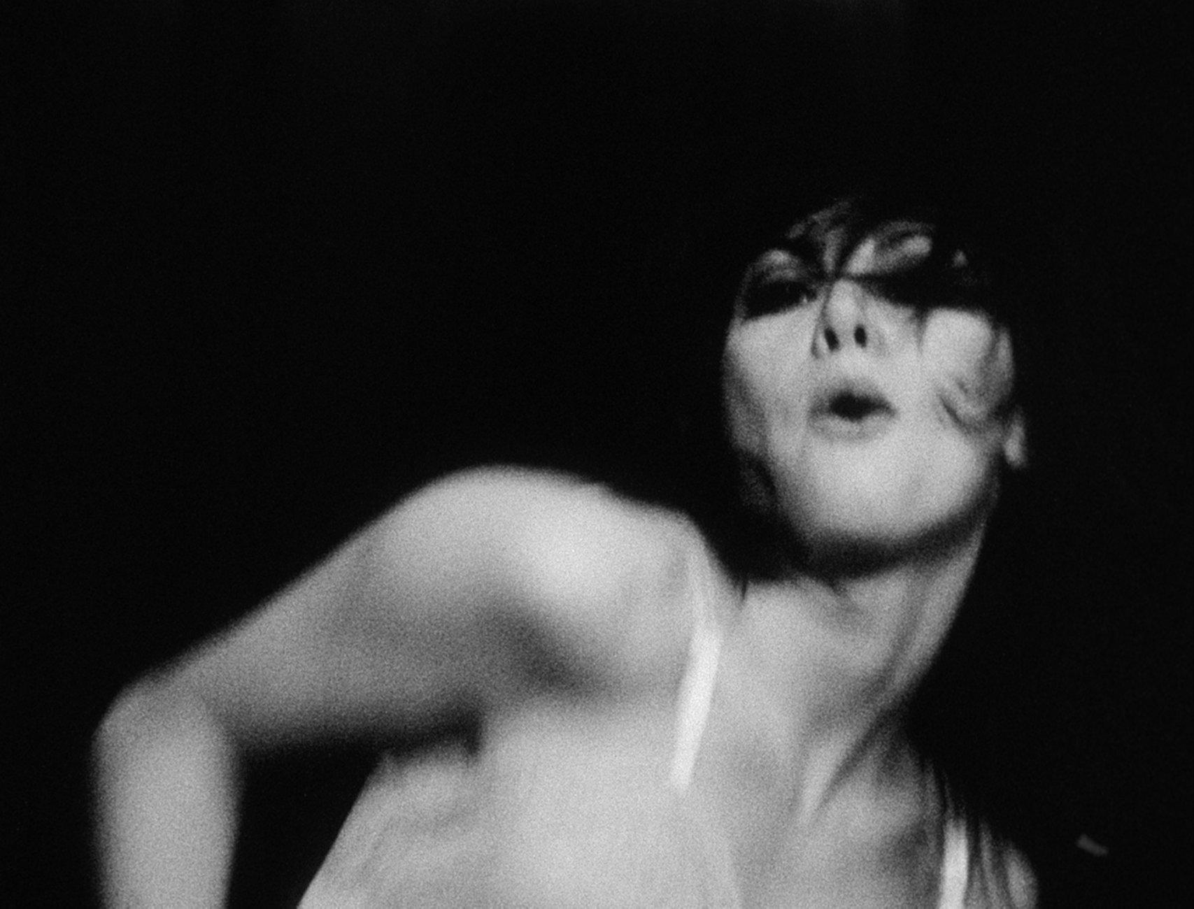 Film still, Bruce Conner Breakaway
