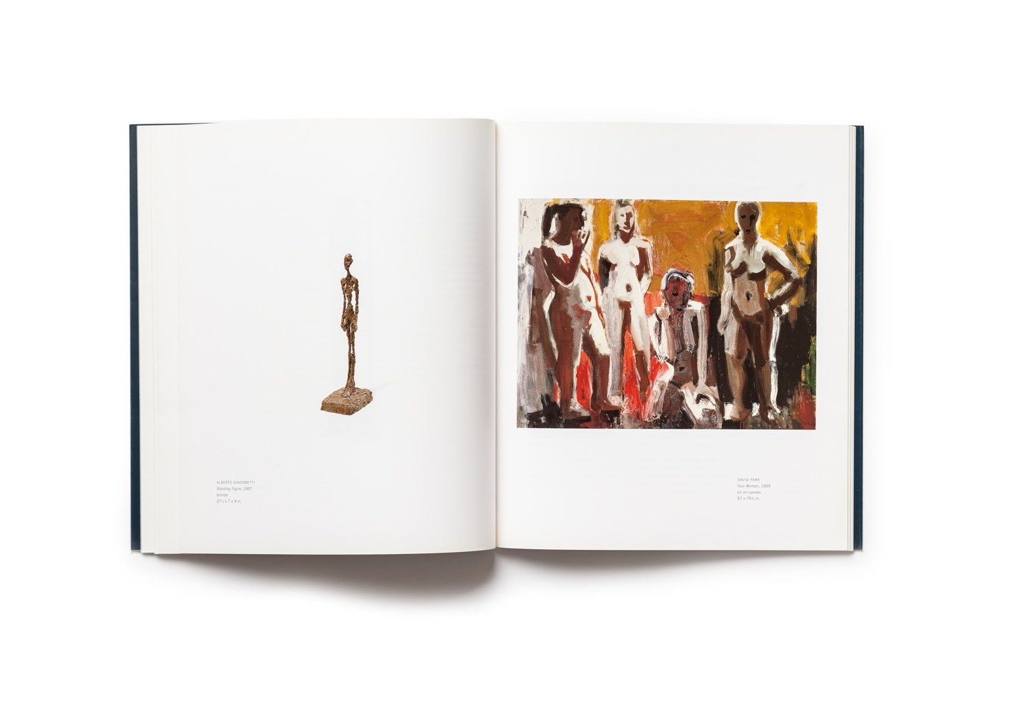 Celebrating Modern Art: Highlights of the Anderson Collection publication pages 38-39