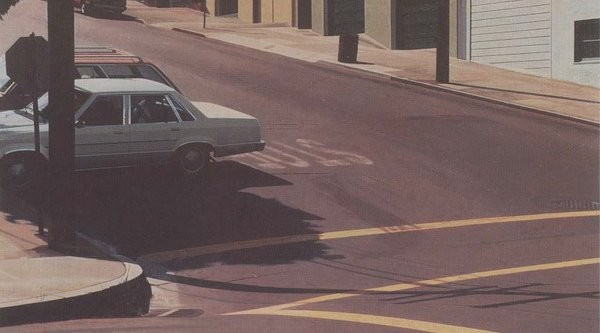 Robert Bechtle New Work