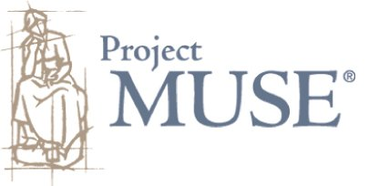 A logo saying Project Muse, Holman
