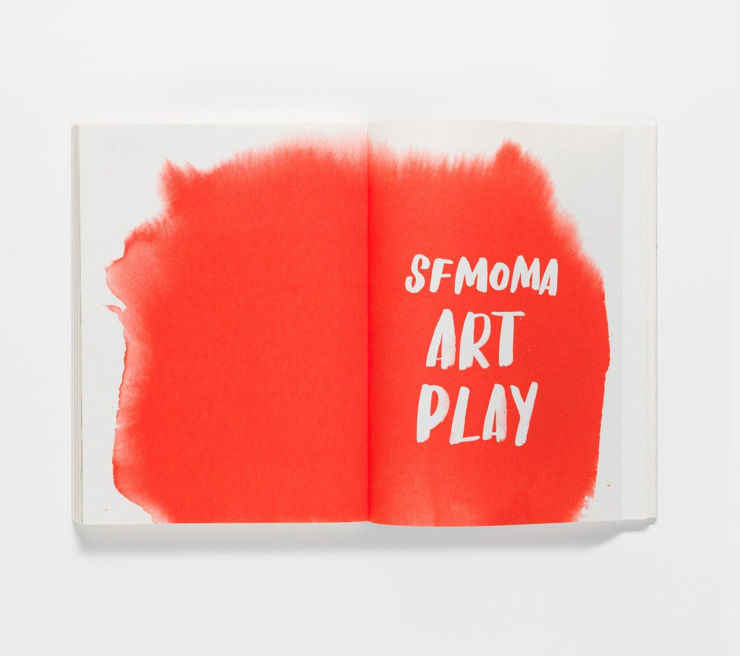Play Artfully inside spread