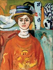 Matisse, The Girl With Green Eyes