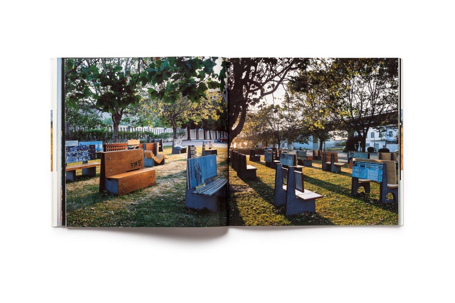 Revelatory Landscapes publication pages 52-53