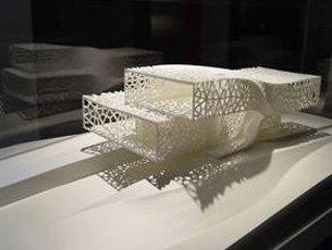 IwamtoScott architectural model