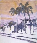 Cynthia Kagay on Sigmar Polke's Palmen (Palm Trees)