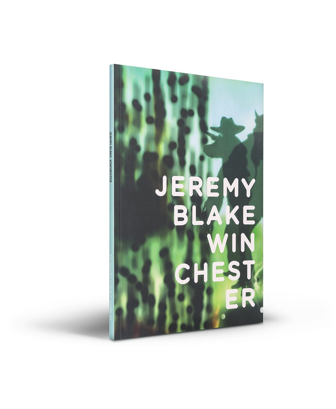 Jeremy Blake: Winchester publication cover