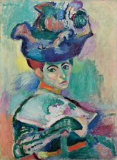 Matisse, Woman with a Hat