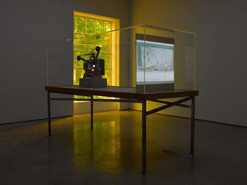 Artist installation