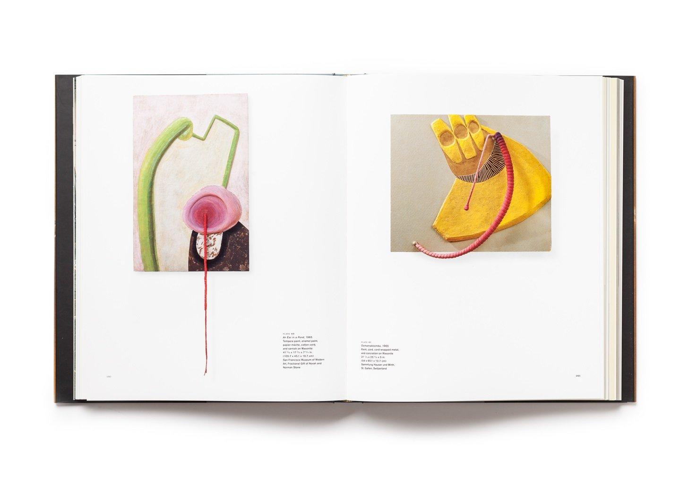 Eva Hesse publication plates 40-41
