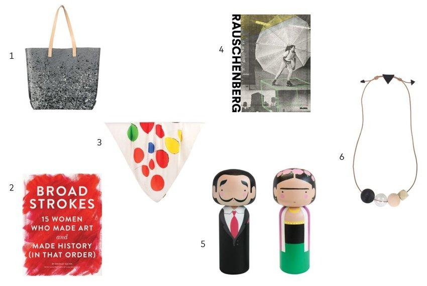 Gifts for the arts aficionado