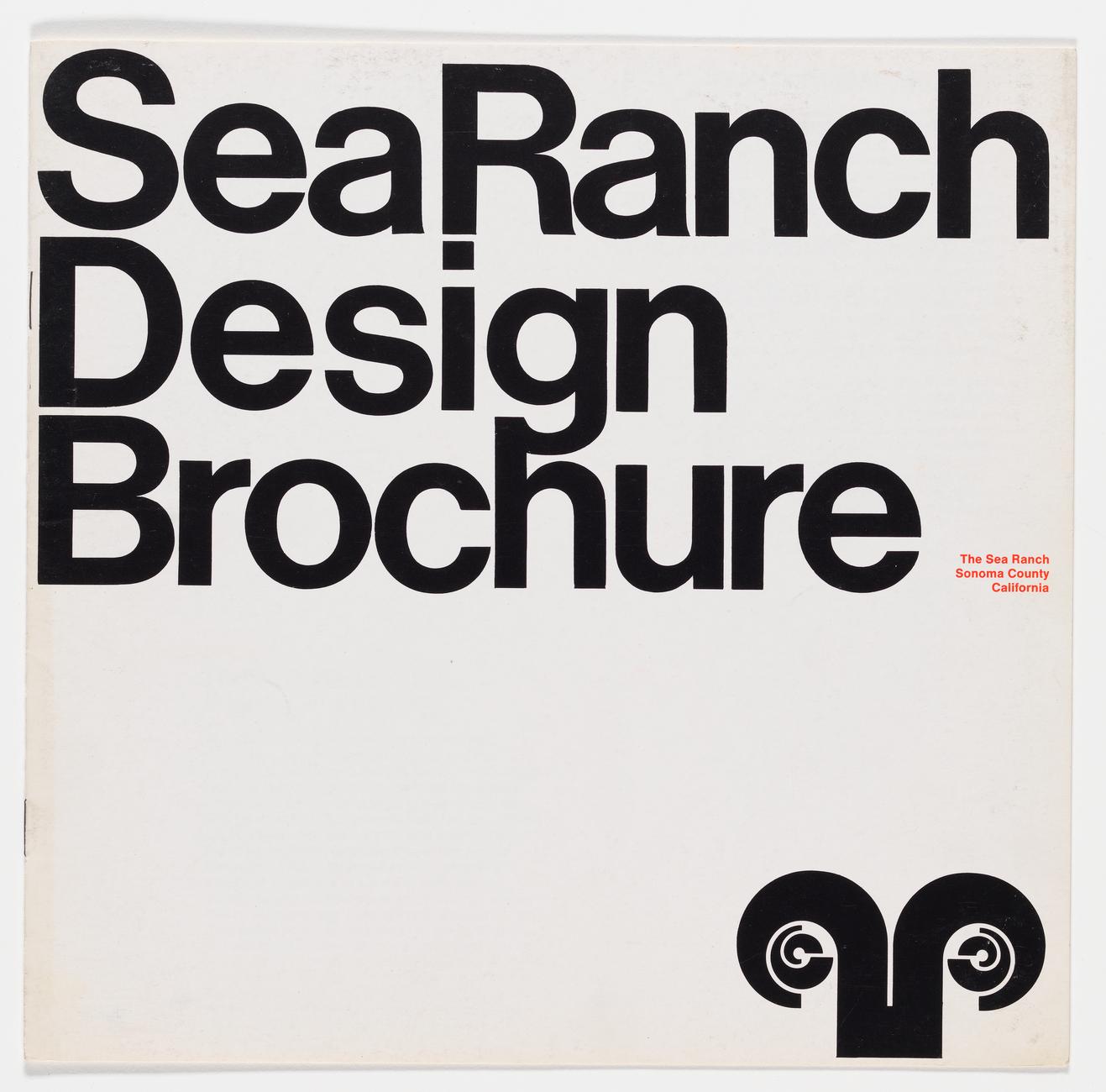 Sea Ranch brochure