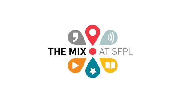 The Mix at the SFPL logo