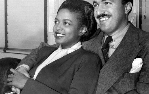 Adam Clayton Powell, Jr. and Hazel Scott
