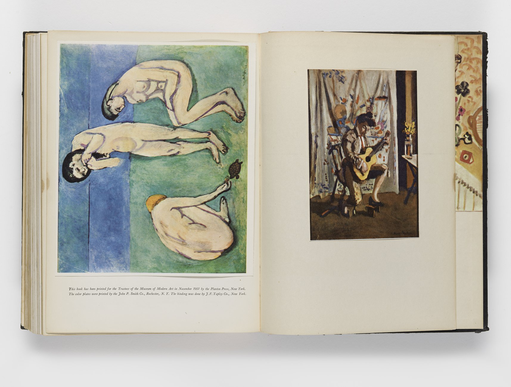 ​Alfred Barr, Matisse: His Art and His Public, 1951 (pp. 592-593)