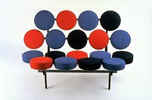 George Nelson, Marshmallow Sofa