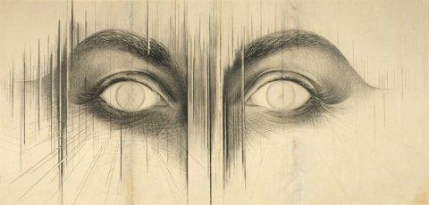 Jay DeFeo, The Eyes