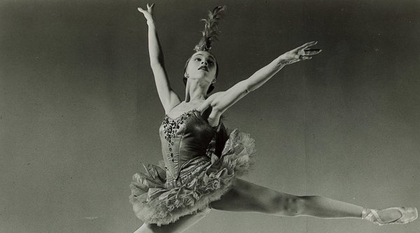 Maria Tallchief Firebird