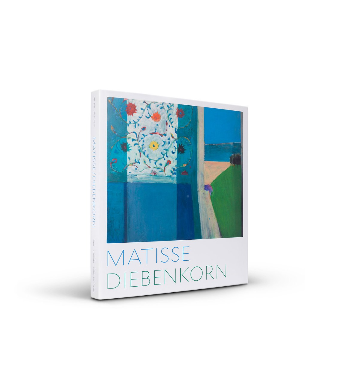 Image of publication Matisse/Diebenkorn