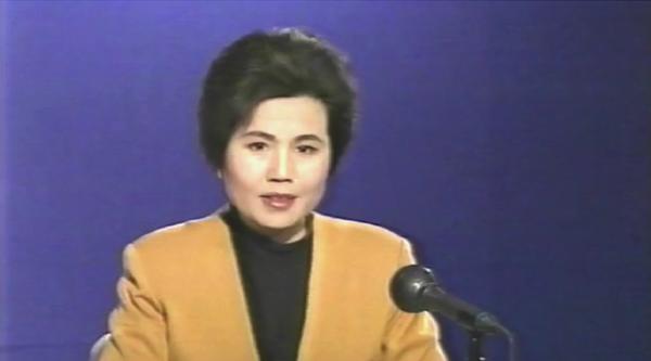 Zhang Peili artist interview screenshot