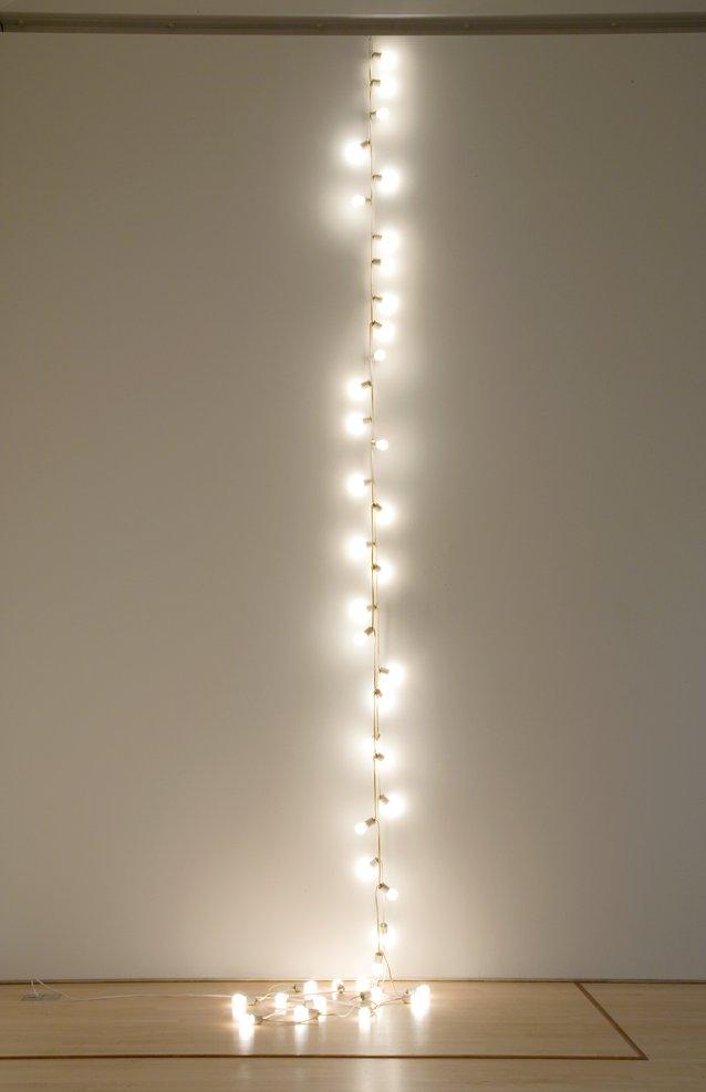 Artwork image, Felix Gonzalez-Torres Untitled (America #1)