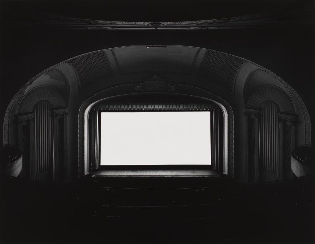 Artwork image, Hiroshi Sugimoto, U.A. Playhouse, Great Neck, New York