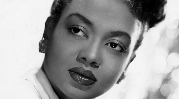 portrait of Hazel Scott