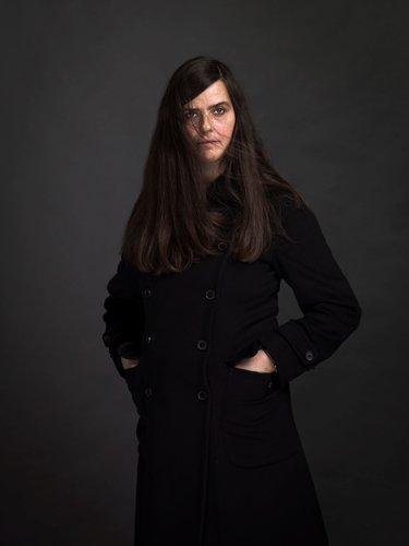 Portrait of Rineke Dijkstra