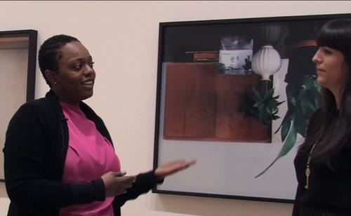 Leslie Hewitt artist interview