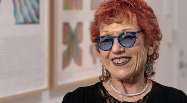 Judy Chicago artist interview still