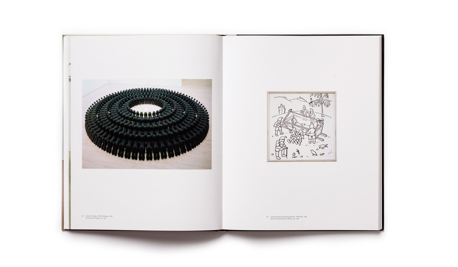 Katharina Fritsch, plates 22-23