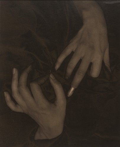 Georgia O'Keeffe--Hands and Thimble