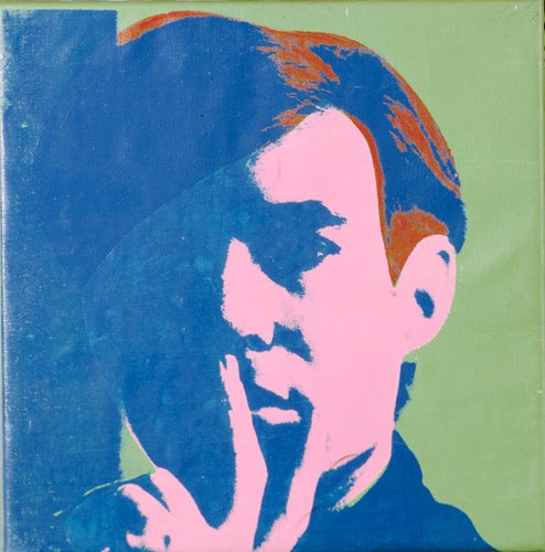 Self-Portrait [bottom left]